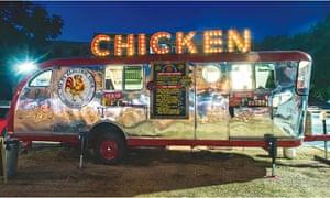 One of 1,000 food trucks in Austin, Texas