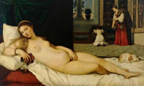 Venus Urbino Titian