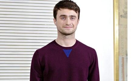 Daniel Radcliffe, 2013