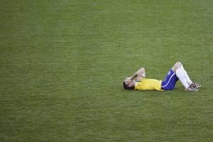 Mourning Brazil: Semi-final - Brazil v Germany