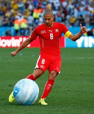 weird sport: Argentina v Switzerland: Round of 16 - 2014 FIFA World Cup Brazil