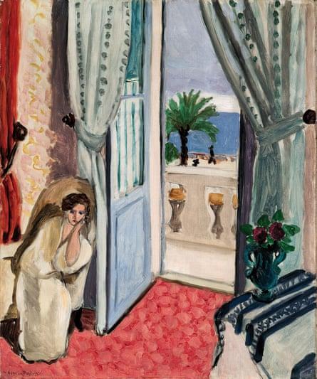 Henri Matisse Interior at Nice