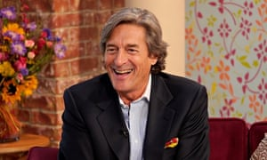 Nigel Havers on ITV's This Morning. The actor leaped to the defence of his aunt, Lady Butler-Sloss.