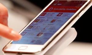 Vodafone failing to deliver a full service
