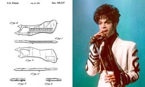 Celeb patents: Prince patent