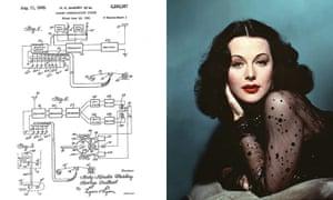 Celeb patents: Hedy Lamarr patent