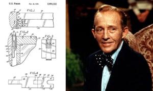 Celeb patents: Bing Crosby patent