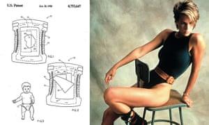Celeb patents: Jamie Lee Curtis patent