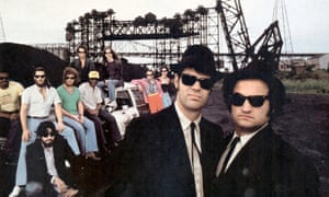The Blues Brothers: getting the band back together.
