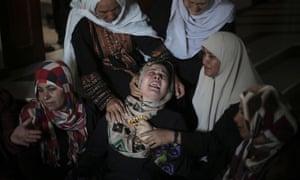 palestine gaza israel funeral