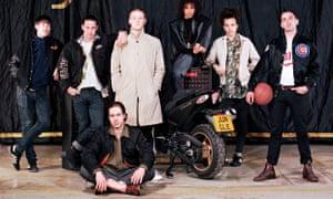 Jungle band photo
