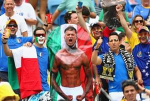 sport: Italy v Uruguay: Group D - 2014 FIFA World Cup Brazil