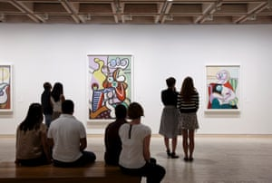 DC Picasso with people
