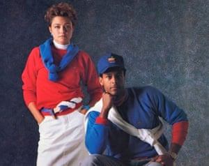 The first Apple apparel collection from 1986