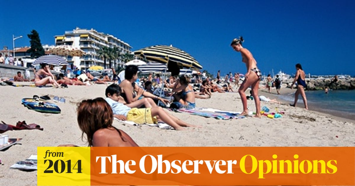 Is The Decline In Topless Sunbathing A Backward Step For Feminism