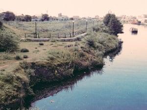 Bridgewater Canal in Pomona