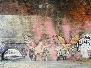 Graffiti in Pomona