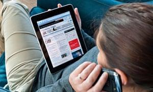 Financial Times on iPad