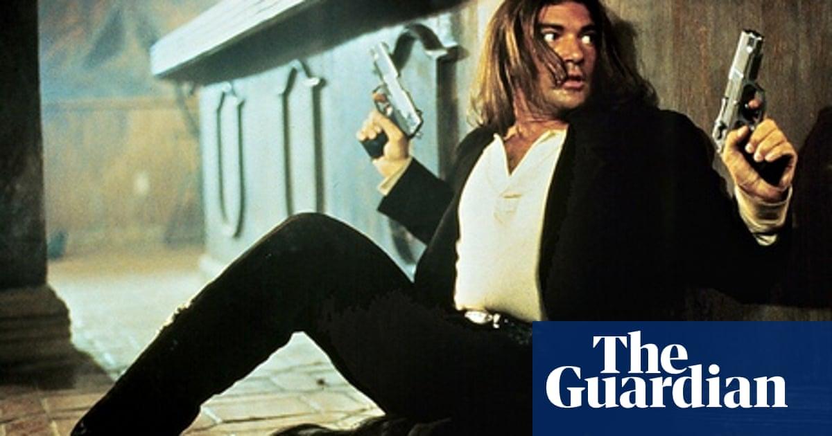 Why I D Like To Be Antonio Banderas In Desperado Film The Guardian
