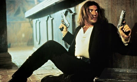 Why I'd like to be … Antonio Banderas in Desperado | Film | The Guardian