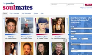Dating guardian soulmates co uk