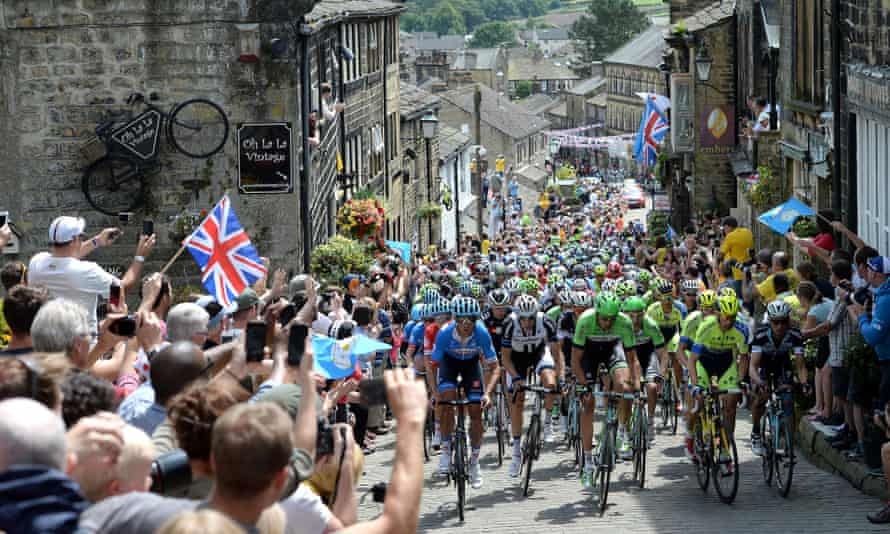 The Tour de France is over but Yorkshire continues to reap the rewards of hosting the first two stages of the race