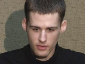 In this image taken from video, US citizen Matthew Todd Miller says he expects to receive a long prison terms.