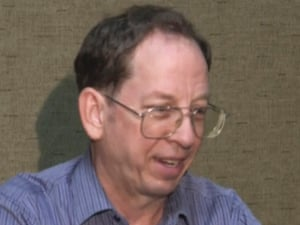 In this image taken from video, US citizen Jeffrey Edward Fowle says he expects to be tried soon