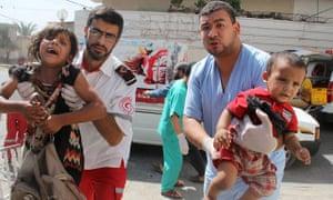 Gaza israel conflict