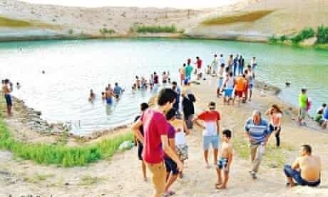 Lac de Gafsa