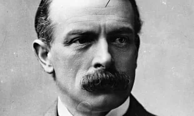 David Lloyd George in 1913