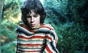 'The archetypal loner' … Nick Drake