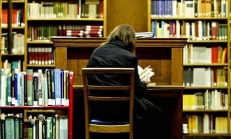 University of London library