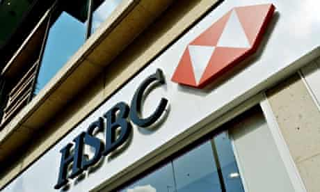 HSBC closes activists account