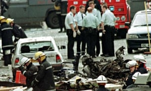Omagh bombing investigation