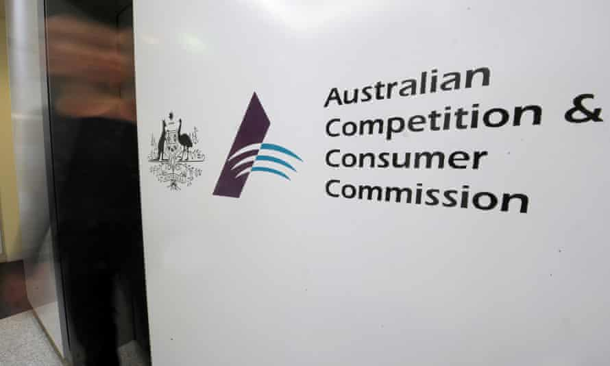 ACCC sign competition watchdog Australia