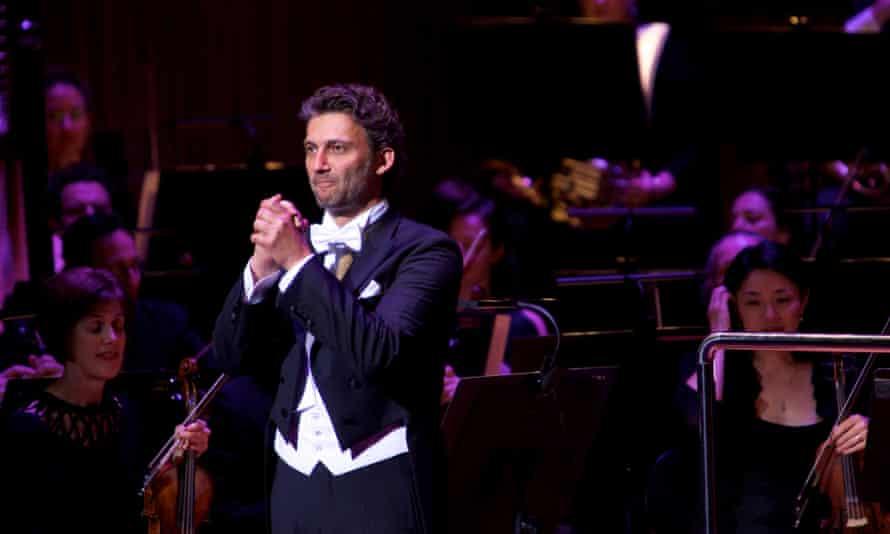 Jonas Kauffmann at Sydney Opera House