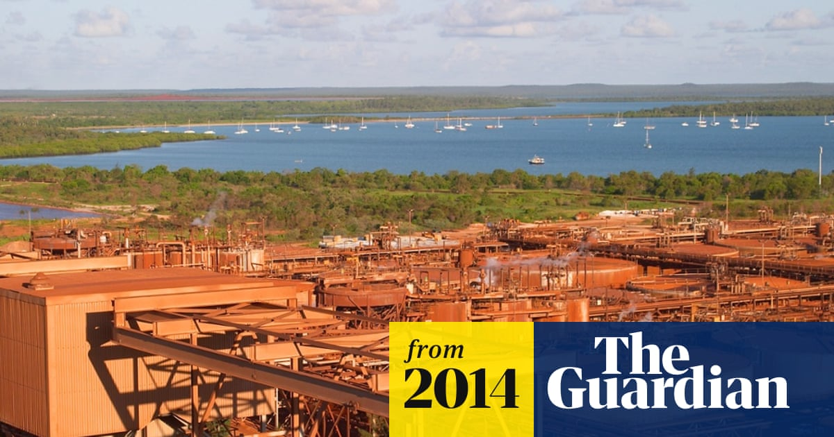 Boom and dust: uncertain future for the mining town run by Rio Tinto