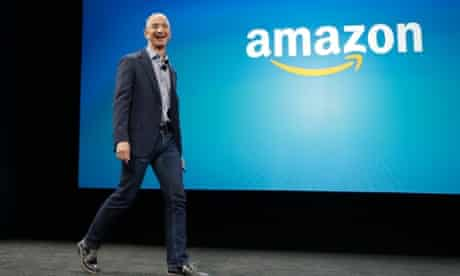 Is Amazon CEO Jeff Bezos a friend or foe for authors and publishers?