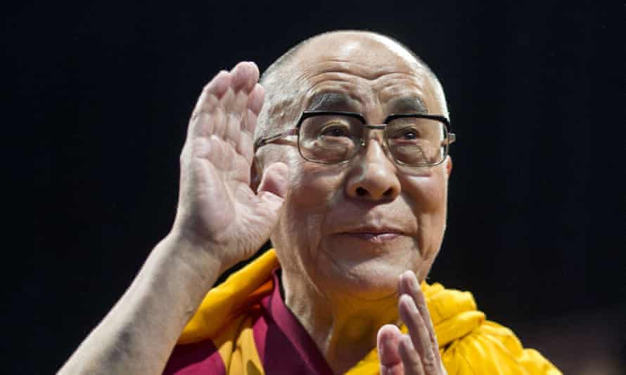 """""""We have just been given, no strings attached, 95% shares and the leading roles at an international communications agency that has worked with the Dalai Lama."""""""