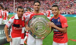 Arsenal v Manchester City - FA Community Shield