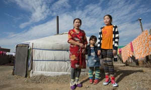 Life in Ulaanbaatar's tent city is hard – but Mongolians won