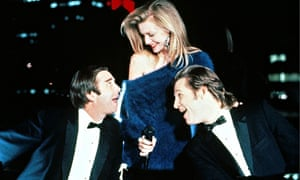 Beau Bridges, Michellle Pfeiffer and Jeff Bridges in The Fabulous Baker Boys
