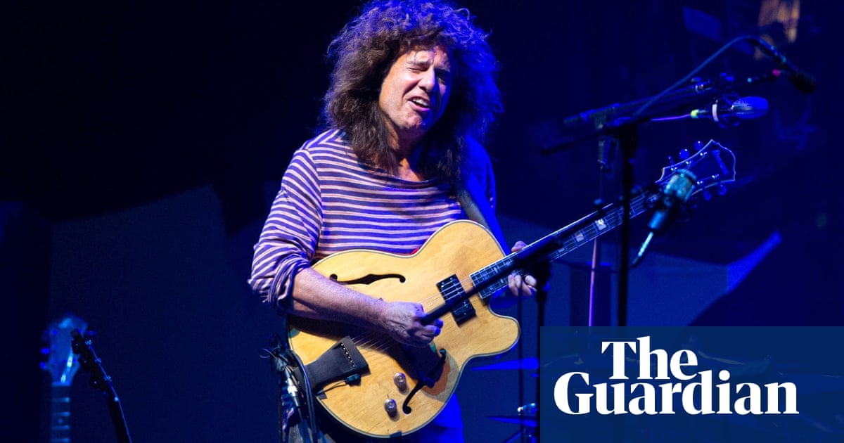 Pat Metheny 10 Of The Best Music The Guardian