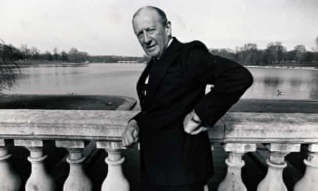 Chapman Pincher: the Daily Express defence correspondent was accused of ignoring D-notices by Harold Wilson's government.