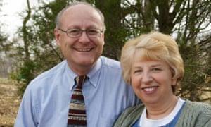 David and Nancy Writebol