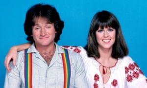 Robin Williams in Mork & Mindy