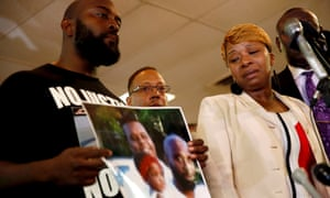 michael brown family