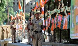 India's Narendra Modi accuses Pakistan of waging proxy war in Kashmir