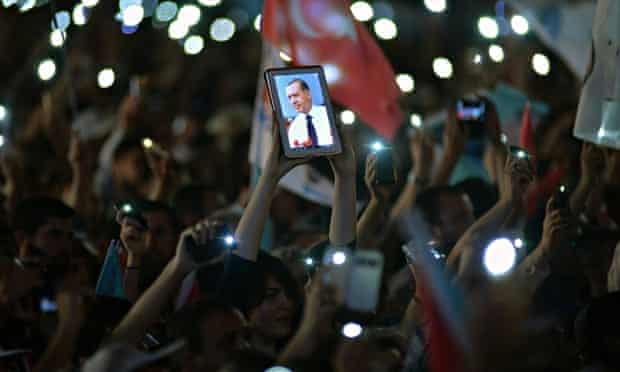 Recep Tayyip Erdoğan Wins The Presidential Election In Turkey